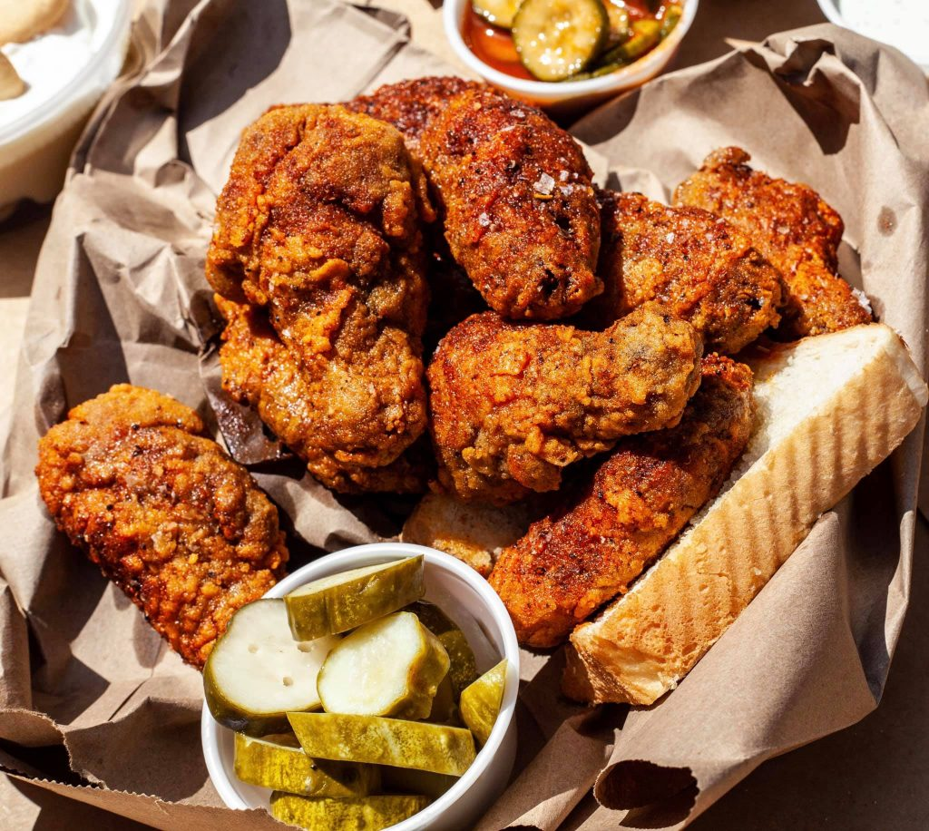 Hot Chicken from Horace's